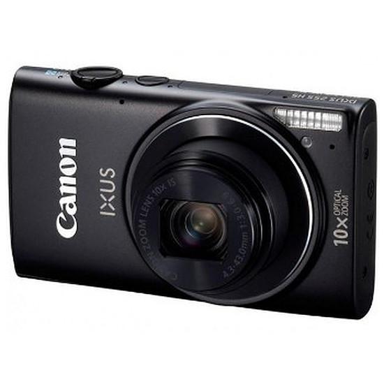 Appareil photo compact ou bridge Canon Ixus 255 HS Noir