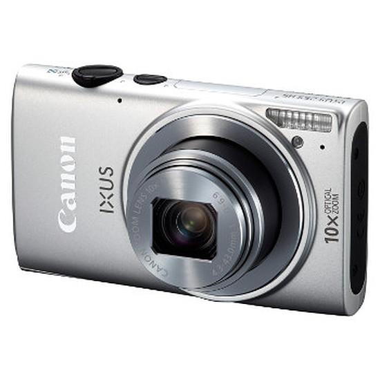 Appareil photo compact ou bridge Canon Ixus 255 HS Argent
