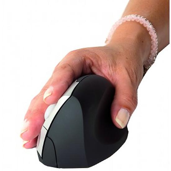 Souris PC Urban Factory Ergo Mouse Wireless pour droitier - Autre vue