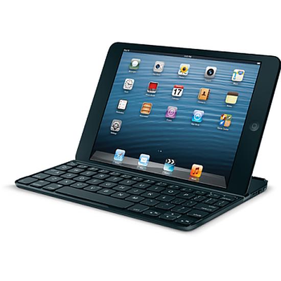 Accessoires tablette tactile Logitech Ultrathin Keyboard Cover iPad Mini (noir)
