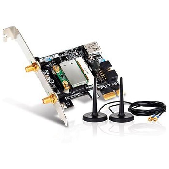 Carte réseau Gigabyte GC-WB300D Wi-Fi N et Bluetooth 4.0 LE