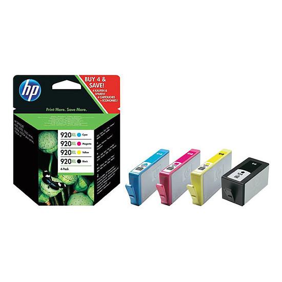 Cartouche imprimante HP Pack combo n°920XL (C2N92AE) - Cartouche d'encre