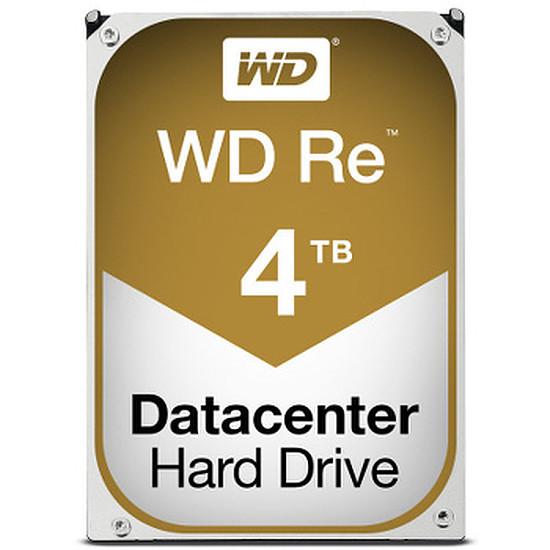 Disque dur interne Western Digital (WD) RE - SAS 6 Gb/s - 4 To - 32 Mo