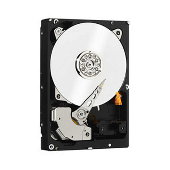 Disque dur interne Western Digital (WD) WD RE - SAS 6 Gb/s - 2 To - 32 Mo