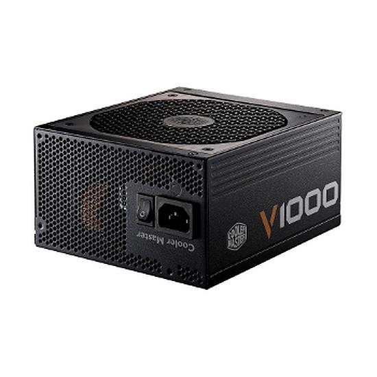 Alimentation PC Cooler Master V1000 Modulaire - 1000W