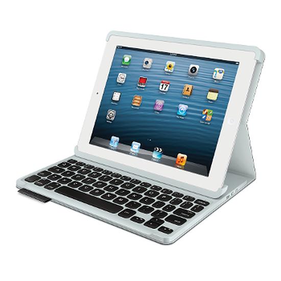Accessoires tablette tactile Logitech Clavier Folio iPad (Noir Carbone)