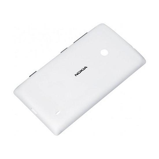 Coque et housse Nokia Coque origine (blanc) - Lumia 520