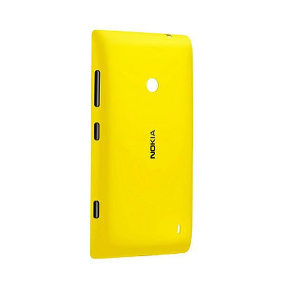 Coque et housse Nokia Coque origine (jaune) - Lumia 520