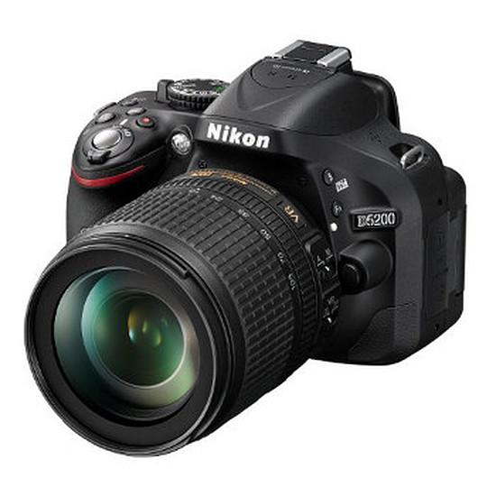 Appareil photo Reflex Nikon D5200 + AF-S DX 18-105 VR