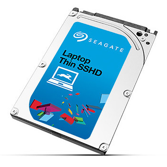 Disque dur interne Seagate Laptop Thin SSHD - 500 Go