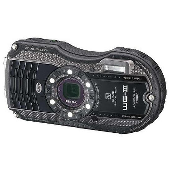 Appareil photo compact ou bridge Pentax WG-3 Noir
