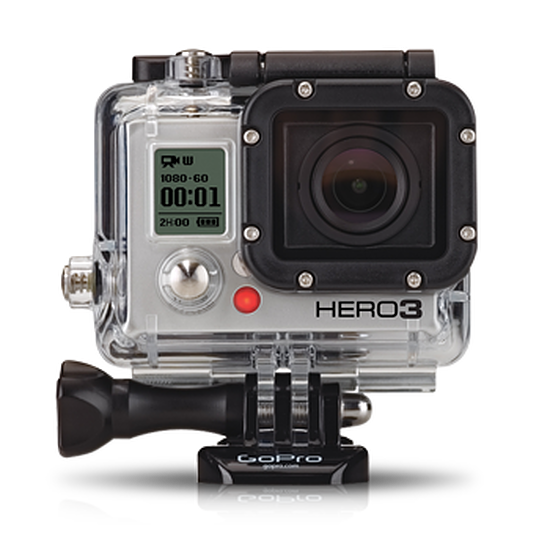 Caméra sport GoPro Hero3 Black Edition - Surf