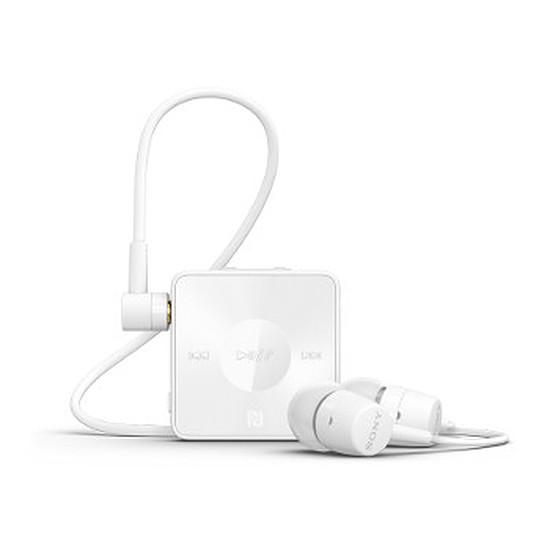 Kits mains libres Sony Mobile Casque Bluetooth SBH20 (blanc)