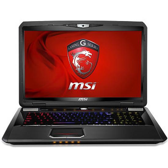 PC portable MSI GT70 2OD-075FR - RAID SSD - GTX 780M