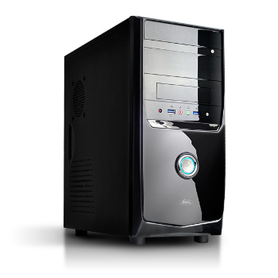 Boîtier PC Advance Inception + alimentation 480W