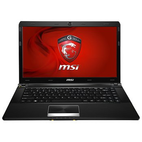 PC portable MSI GE40 2OC-001FR - Dragon Eyes