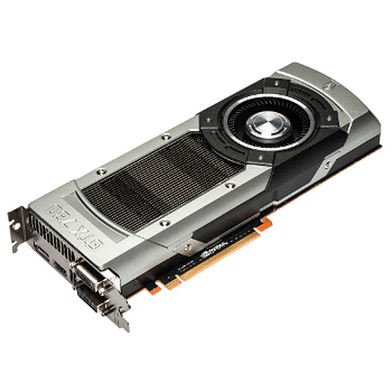 Carte graphique Asus GeForce GTX 780 - 3 Go  (GTX780-3GD5)