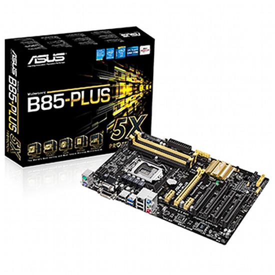 Carte mère Asus B85-PLUS