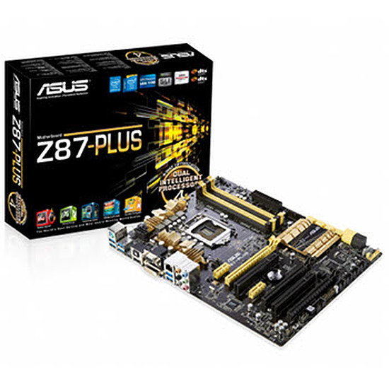 Carte mère Asus Z87-PLUS