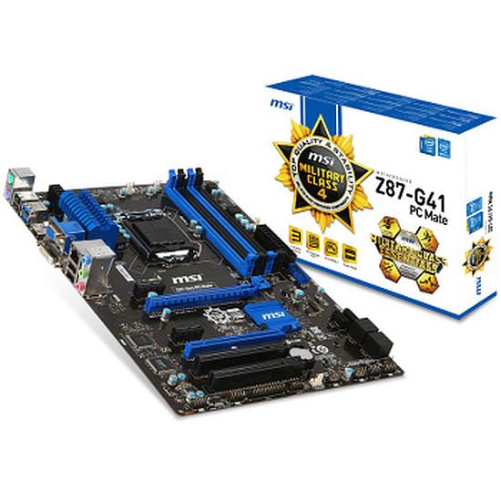 Carte mère MSI Z87-G41 PC Mate