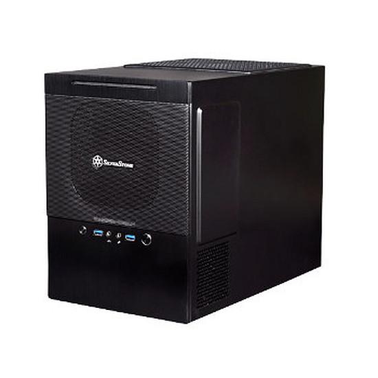 Boîtier PC Silverstone Sugo SG10B - USB 3.0 Edition