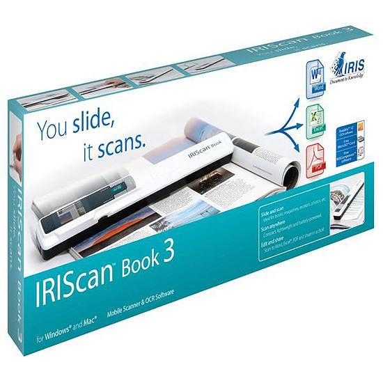 Scanner Iris Scanner portable Iriscan Book 3  - Occasion - Autre vue