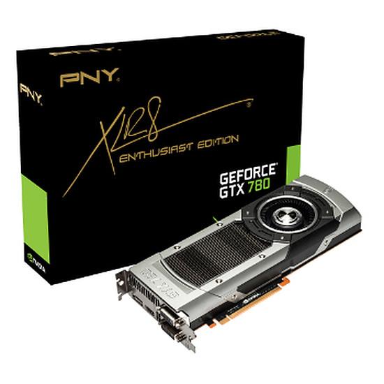 Carte graphique PNY GeForce GTX 780 - 3 Go  (GF780GTX3GEPB)