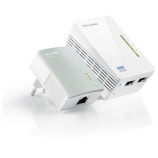 CPL TP-Link TL-WPA4220KIT - Pack CPL500 + Wifi N300
