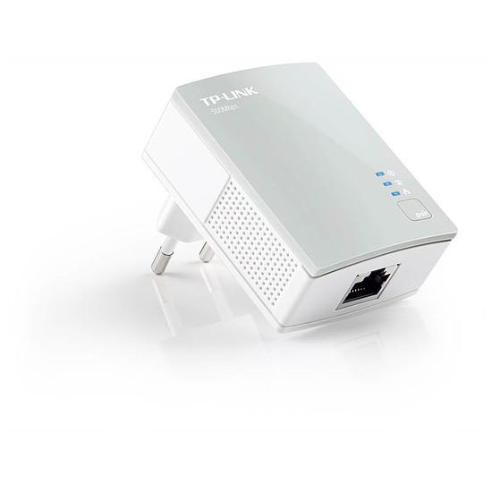 CPL TP-Link TL-WPA4220KIT - Pack CPL500 + Wifi N300 - Autre vue