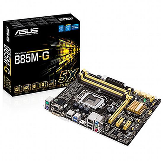 Carte mère Asus B85M-G