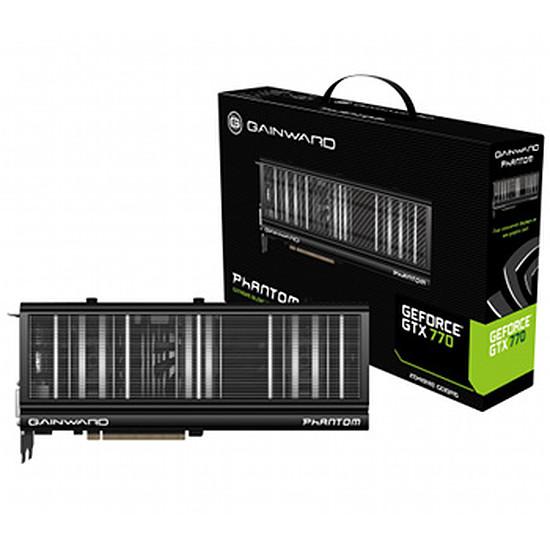 Carte graphique Gainward GeForce GTX 770 Phantom - 2 Go