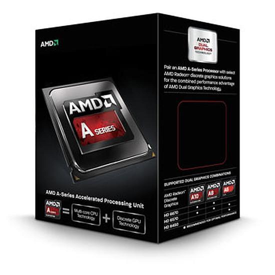 Processeur AMD A10-6800K Black Edition