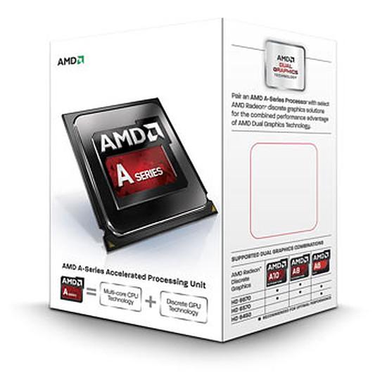 Processeur AMD A10-6700