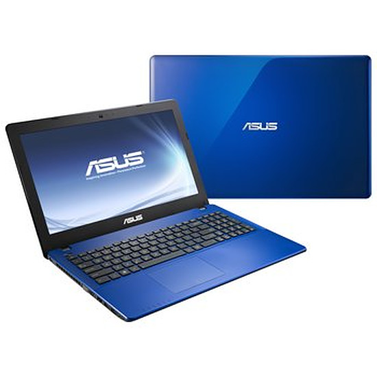 PC portable Asus R510CC-XX574H - Bleu