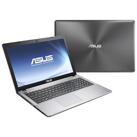 PC portable Asus R510CC-XX483H - Argent