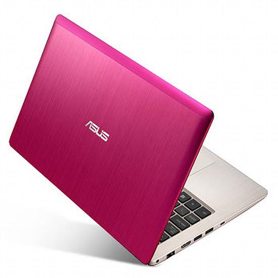 PC portable Asus VivoBook S200E-CT183H - Rose