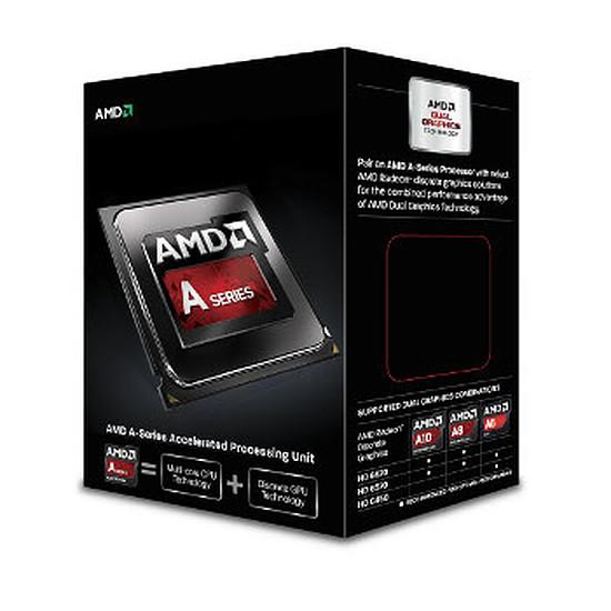 Processeur AMD A8-6600K Black Edition