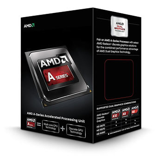 Processeur AMD A6-6400K Black Edition