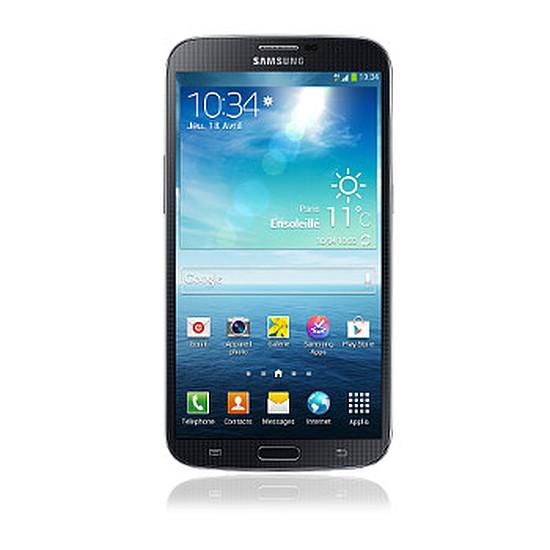 Smartphone et téléphone mobile Samsung Galaxy Mega 6.3 (noir)