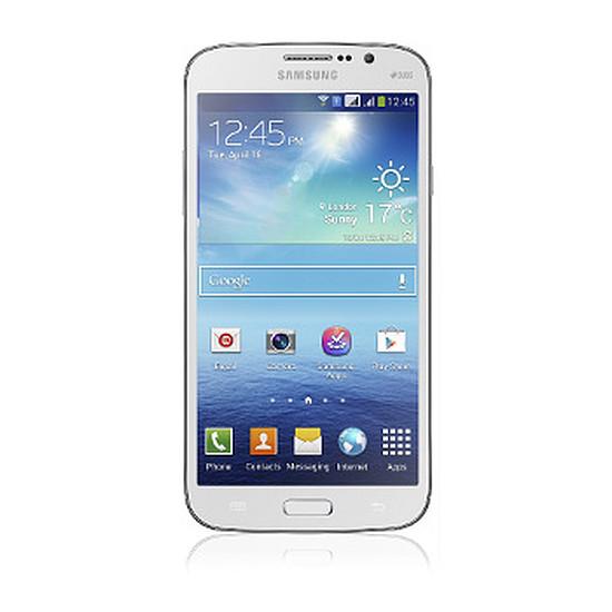 Smartphone et téléphone mobile Samsung Galaxy Mega 6.3 (blanc)