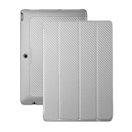 Accessoires tablette tactile Cooler Master Asus Transformer Folio Carbone - Argent