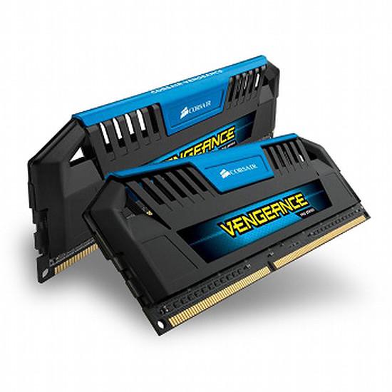 Mémoire Corsair VENGEANCE PRO BLUE 2 x 8 Go DDR3 1866 MHz CAS 9