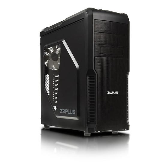 Boîtier PC Zalman Z3 Plus - Noir