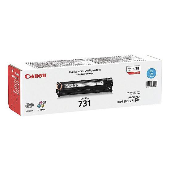 Toner imprimante Canon 731 C
