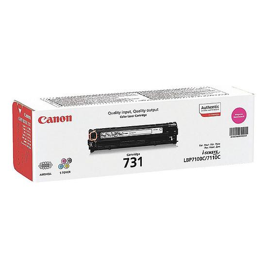 Toner imprimante Canon 731 M