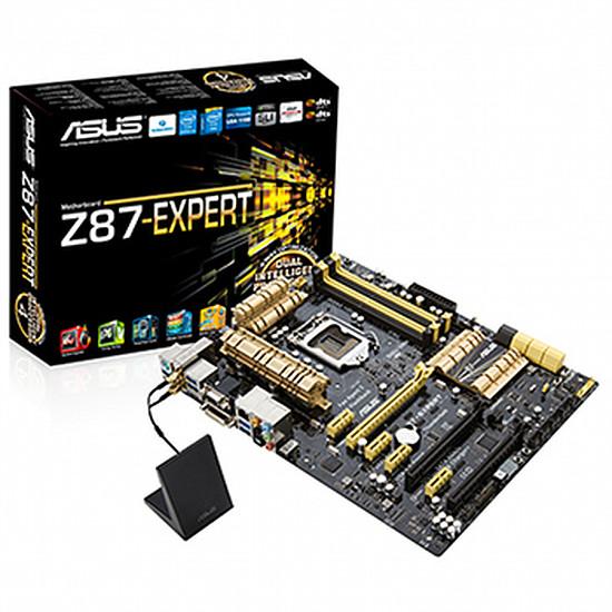 Carte mère Asus Z87-EXPERT