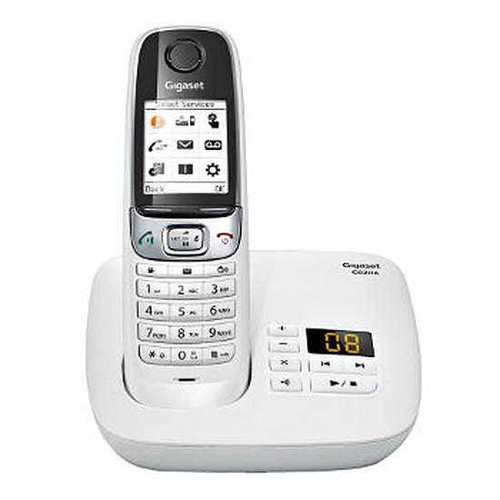 Téléphone fixe sans fil Gigaset C620A (blanc)