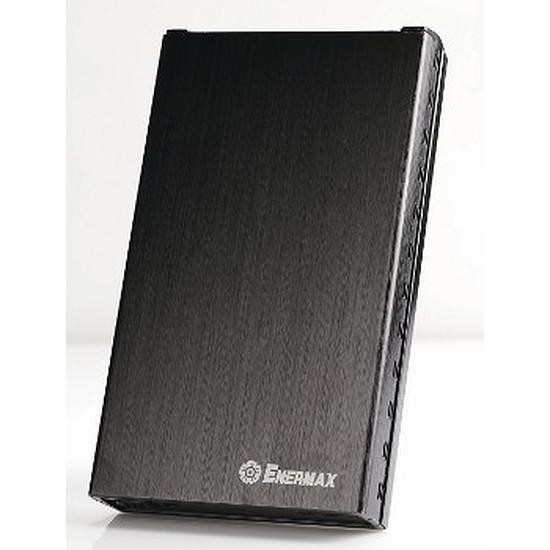 """Boîtier pour disque dur Enermax Ultrabox 2,5"""" - USB 2.0"""