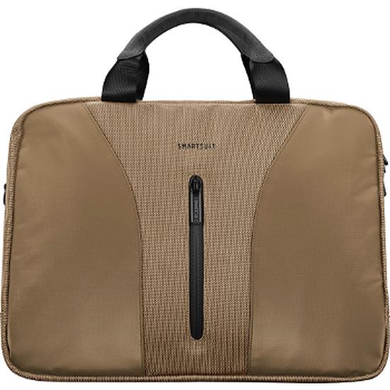 """Sac, sacoche et housse Smartsuit Sacoche ordinateur 16"""" Briefcase (Sable)"""