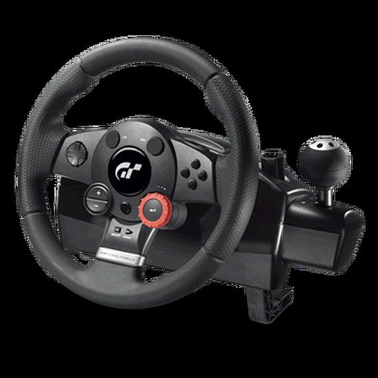Simulation automobile Logitech Driving Force GT - PC